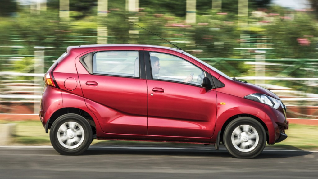 datsun redi go review and test drive 16