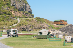eco friendly camping spots